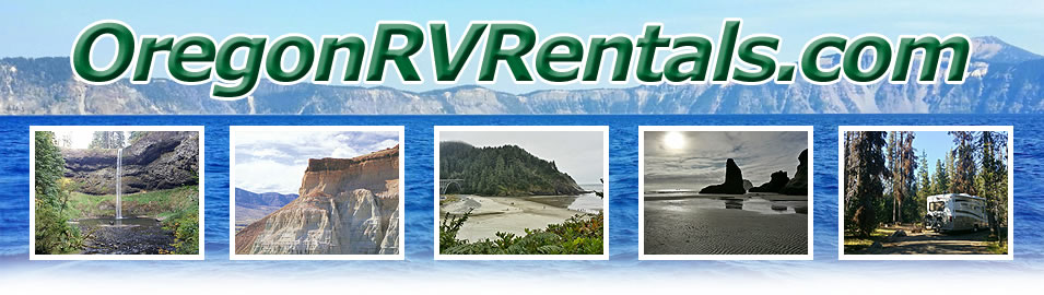 Oregon RVing